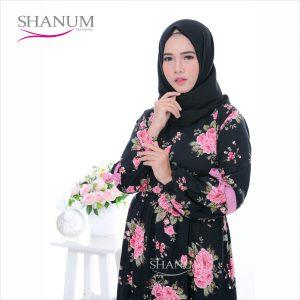 gamis shanum solo online